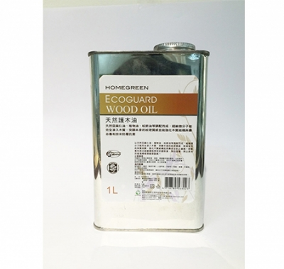 天然原木油